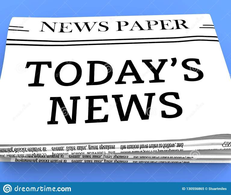Today's top News