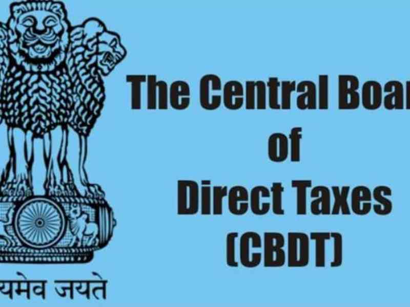Breaking: CBDT Extends Due Date for Filing ITR for the AY 2021-22