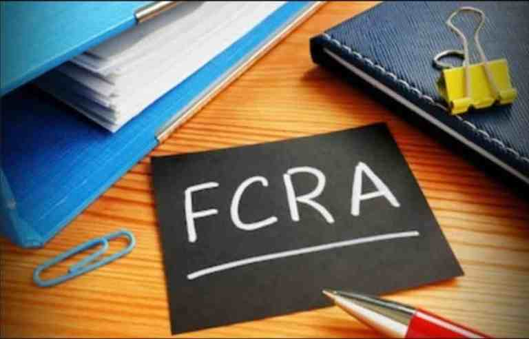 FCRA: Charter for the Chartered Accountants (CAs) Regarding Statutory Form FC-4 for Annual Returns