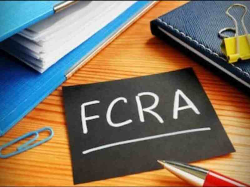 FCRA ANNUAL RETURN FC-4 CHARTER FOR THE CHARTERED ACCOUNTANTS