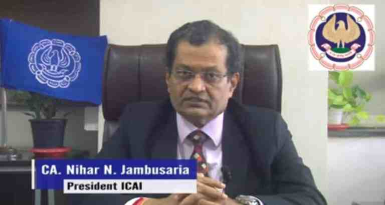 Breaking- It is Not Within the Purview of NFRA to Recommend that Audit of Certain Categories of Companies is Not Required: ICAI President