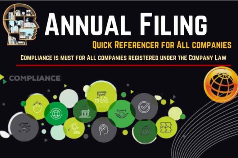 ROC Annual Filing: Quick Referencer for All Companies