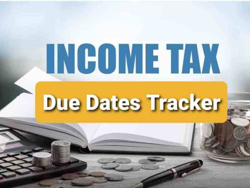 INCOME TAX Compliance Calendar October, 2021 With Important Updates