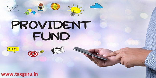Withdrawal of Provident Fund and Its Taxability – Synopsis