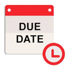 Reminder Chart Statutory Due Dates - Tax House India