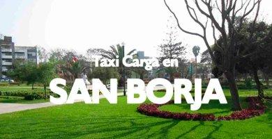 mudanza pequeña en San Borja