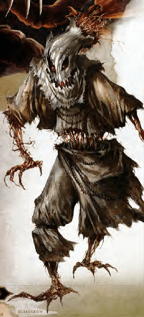 Image result for D&D scarecrow