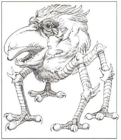 [Let's Read] AD&D 2e Monstrous Compendium Fiend Folio Appendix