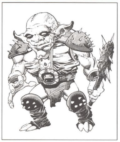 [Let's Read] AD&D 2e Monstrous Compendium Fiend Folio