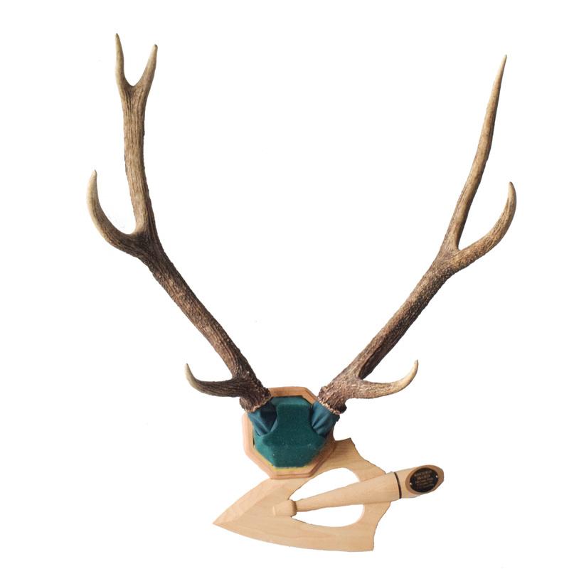 Deer Antler Bow Rack
