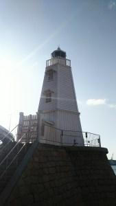旧堺灯台 その2
