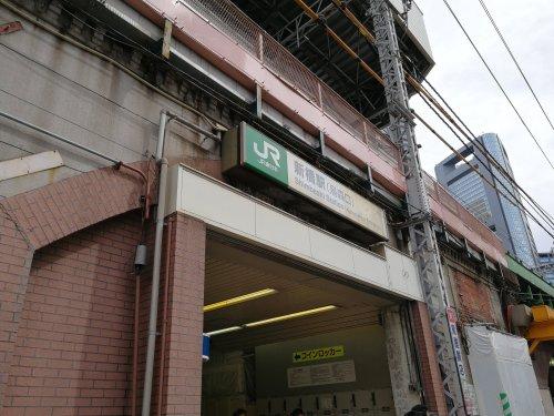 新橋駅烏森口