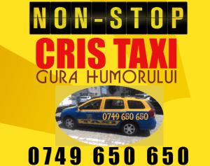 taxi in gura humorului
