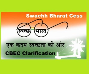 Clarification on Swachh Bharat Cess for Composition Abatement and RCM