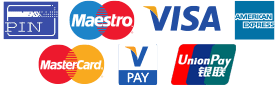 Pinnen, Maestro, Visa, American Express, Mastercard, V pay, UnionPay. Taxi Pinnen in Enschede. Card payment in Enschede.