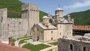 Serbian Monastry day tour