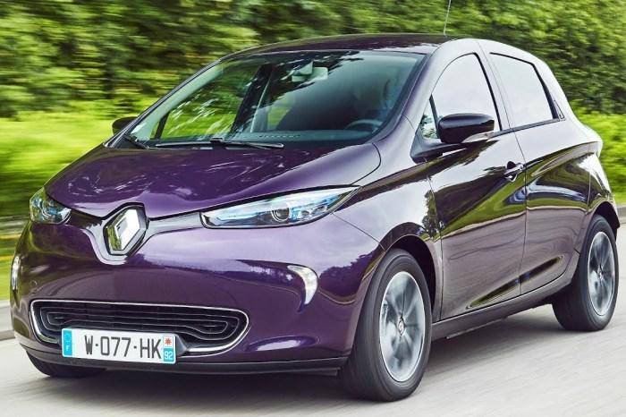 Renault ZOE Vialet