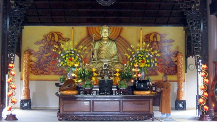 Thiền Viện Trúc Lâm Đà Lạt- hinh 8