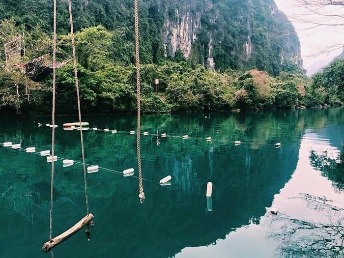 Suối Nước Moọc - Thiên đường đẹp như tranh vẽ ở Quảng Bình - hinh 8
