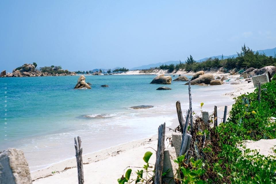 Vịnh Cam Ranh tuyệt đẹp, bạn đã đến đó chưa ?