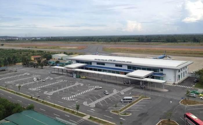 Sân bay quốc tế Phú Bài - hình 2