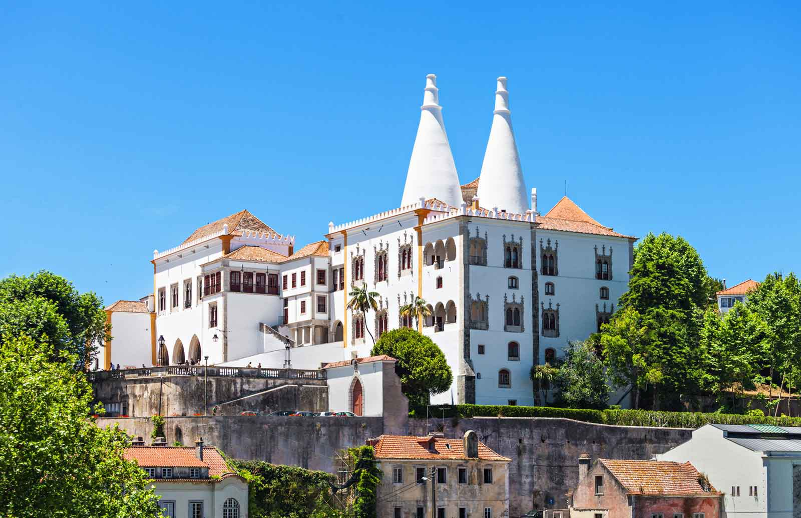 Historical area of Sintra