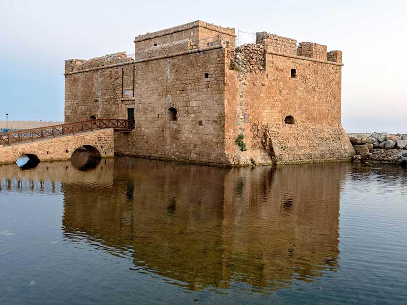 Paphos Medieval Castle