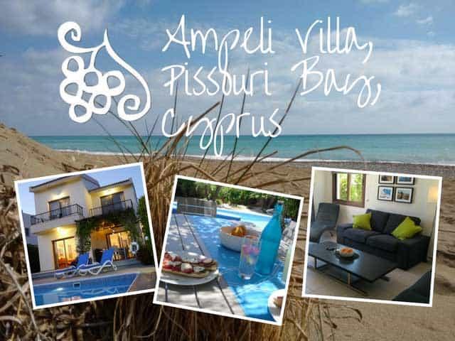 Ampeli Villa Pissouri Bay Cyprus