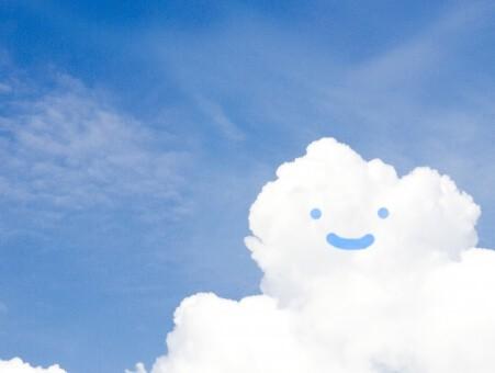 ほんわかな雲