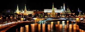 Moskow by night
