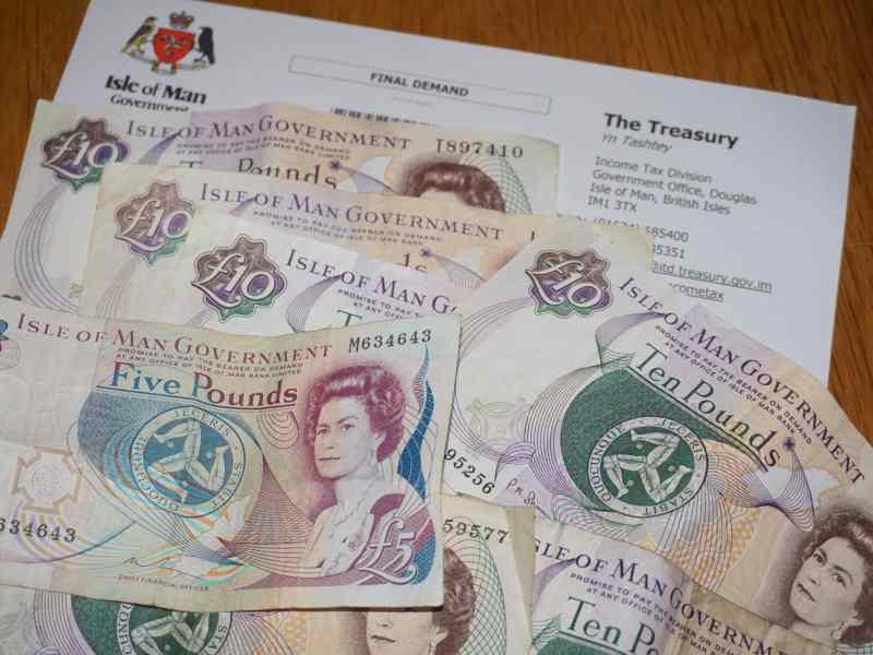 An Isle of Man Tax Bill