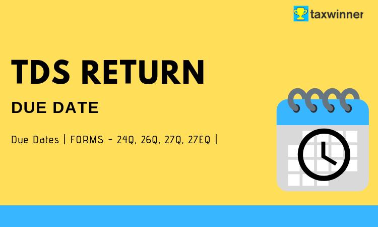 tds-return-filing-due-date