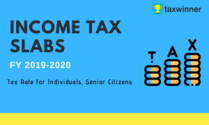 Income Tax Slab Rate 2019-2020