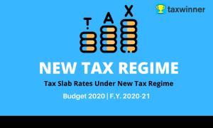Income Tax Slab Rate under new tax regime