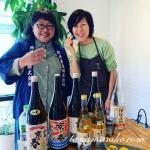 向井酒造くにちゃんと発酵料理家まさこの宴を開催させていただきました。