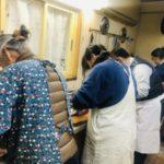 発酵食文化を広めたい!へしこに使う鯖160匹!さばき方をお伝えしました。