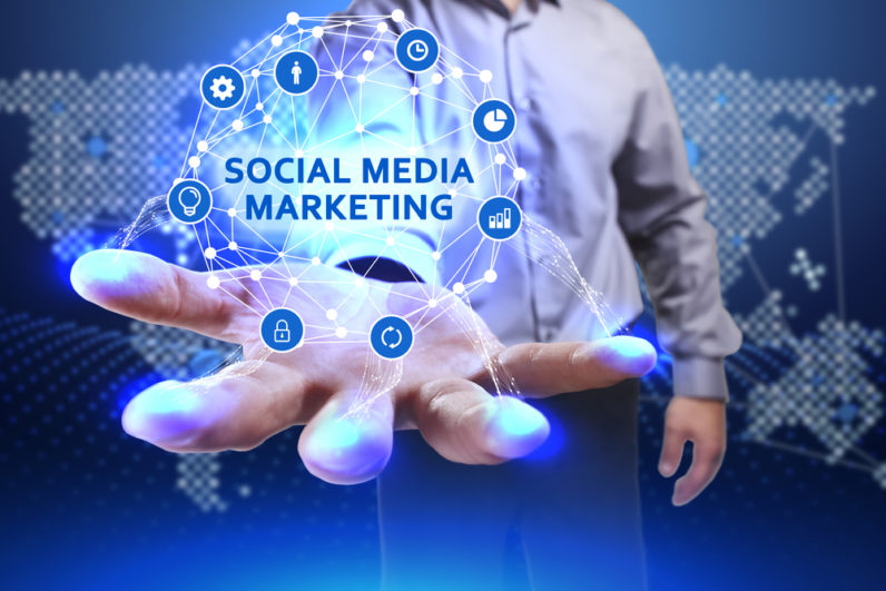 social media marketing services in Harare