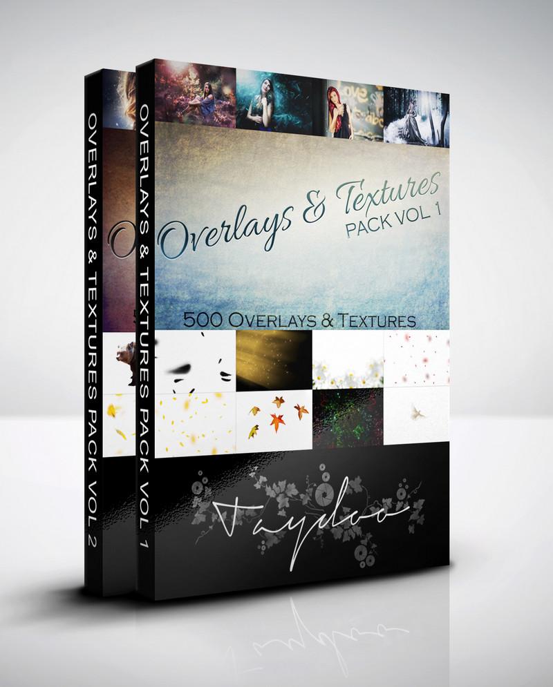 Produktbox Taydoo,s Overlay & Texture Pack Vol. 1 + Vol. 2 - BUNDLE