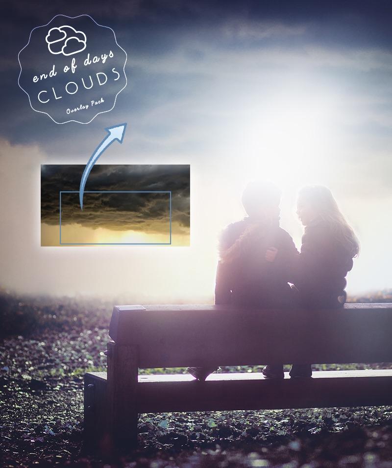 Wolkenoverlay Produktbilder 1