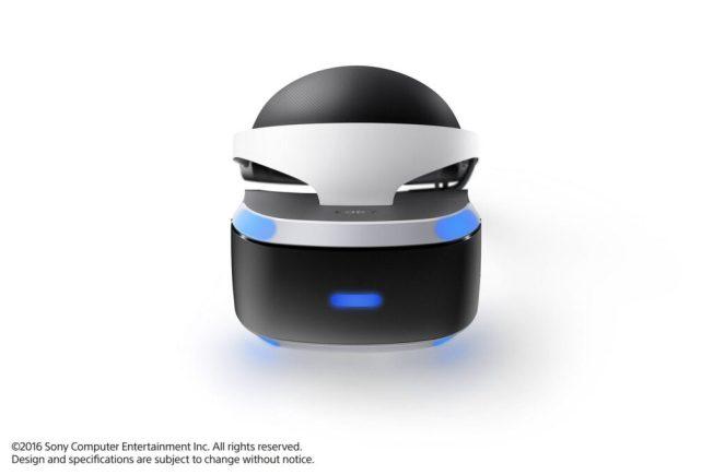 Playstation Sanal Gerçeklik gözlüğü PS4 VR