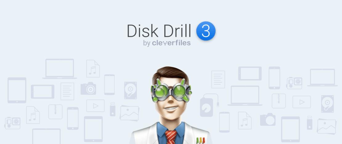 Disk Drill 3 - TayfuncaTechnology