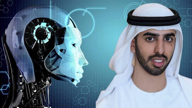 Yapay Zekadan sorumlu Dubai Bakanı