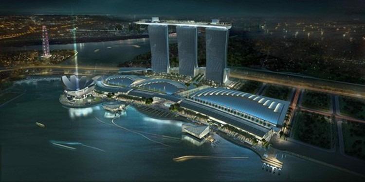 Singapur Gece