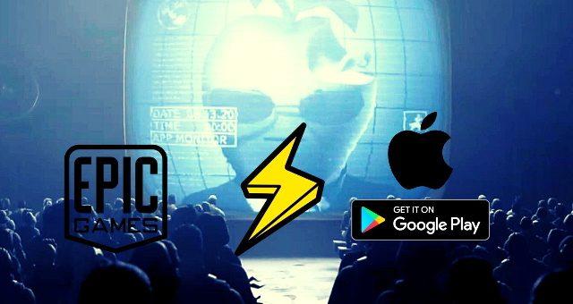 Fornite Neden App Store ve Google Play Store 'da yok.