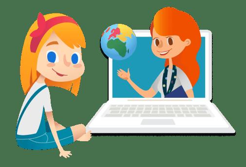 5-12 Yaş Çocuklar için Online İngilizce - Novakid