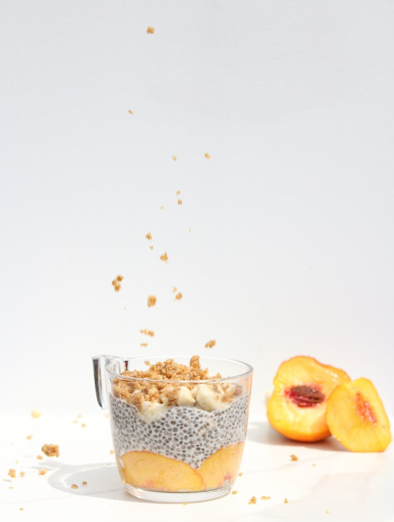 Chia Seed Pudding - Top Meal-Prep Recipes - Tayler Silfverduk - meal-prep recipes #mealpreprecipes batch cooking recipes #batchcookingrecipes #celiaclifestyle #gluten-freelifestyle #rd2be #foodtoprepareaheadtime #celiacdietitian #glutenfreedietitian #dietetics #mealprepfood #batchcookingfood #chiaseedpudding #chiapod