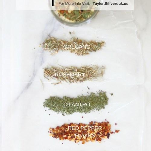 DIY Italian Spice Blend