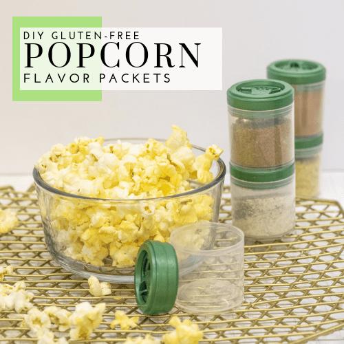 DIY Popcorn Seasonings