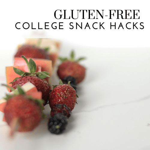Gluten-Free College Snack Hacks