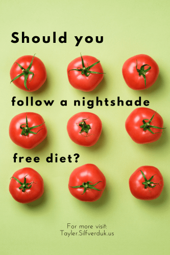 Should you be gluten-free AND nightshade free? Why avoid nightshades? Are nightshades really a problem?  - Tayler Silfverduk, celiac dietitian